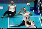 World ParaVolley: Iran Sweeps Past Japan