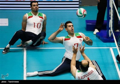 World ParaVolley: Iran Sweeps Past Japan