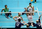 Iran Knows Rivals at Sitting Volleyball World Championships