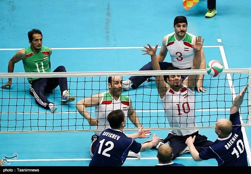 Iran Knows Rivals at Sitting Volleyball World Championships