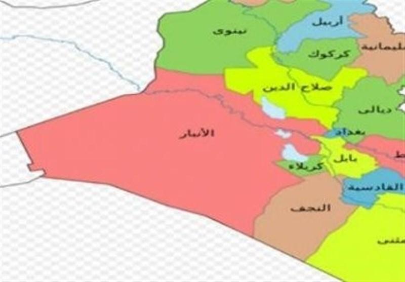 عراق | اصابت چهار راکت به اردوگاه محل استقرار تروریستهای آمریکایی در جنوب بغداد