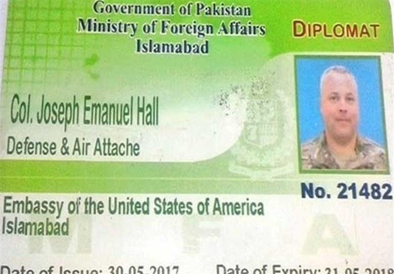 وزارت کشور پاکستان دیپلمات متخلف آمریکایی را در لیست سیاه قرار داد
