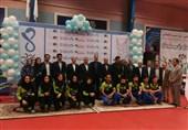 برگزاری مراسم بدرقه تیمهای ملی تنیس روی میز