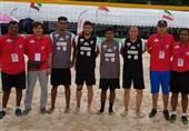 صعود ملی پوشان فوتوالی به جمع 8 تیم پایانی مسابقات قهرمانی جهان