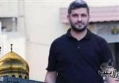 شهادت رزمنده حزبالله لبنان در خط مقاومت اسلامی
