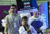 پیام خانلرخانی: تمام تلاشمان را برای دفاع از عنوان قهرمانی تکواندو ایران در جامجهانی انجام میدهیم/ وجود مهدی خدابخشی برای هر تیمی غنیمت است