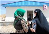 مراسم تحویل واحد های مسکونی به زلزله زدگان