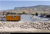 نصب 45 روزه 9 هزار کانکس توسط سپاه در مناطق زلزلهزده کرمانشاه