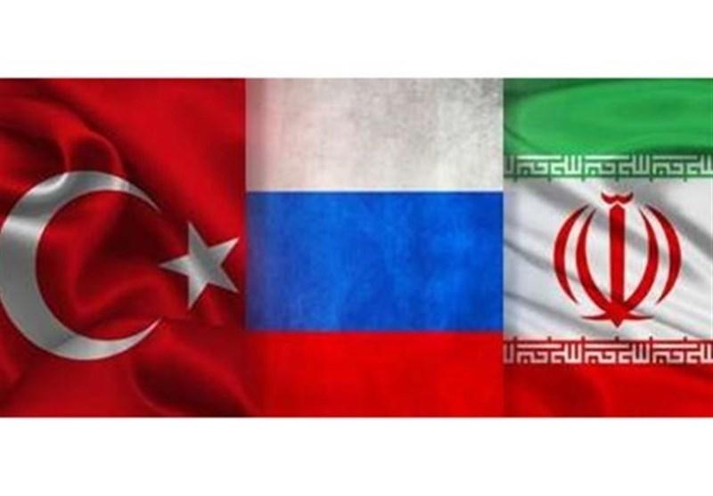 سوچی؛ شام بحران پر ایران، روس اور ترکی کا مشترکہ سہ فریقی اجلاس