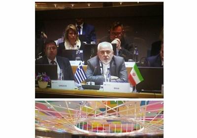 Iran's FM Zarif Urges Unconditional Humanitarian Aid for Syria
