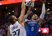 لیگ NBA| پیروزی تاندر با دابل دابل وستبروک/ بوستون در اورلاندو شکست خورد