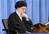 دیدار شرکتکنندگان در مسابقات بینالمللی قرآن با امام خامنهای