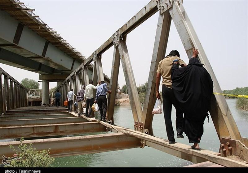 پایان یک انتظار؛ پل شهید ناجیان شوش به بهرهبرداری میرسد