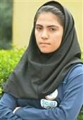 اولین وزنهبردار دختر ایران در مسابقات قهرمانی نوجوانان آسیا به روی تخته رفت