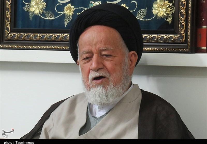 آیتالله شاهچراغی: آمریکا از رابطه ایران و عراق عصبانی است