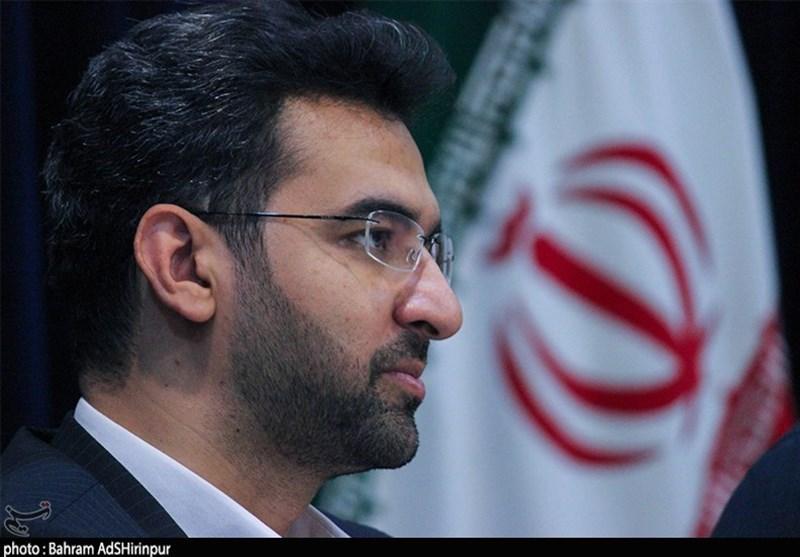 آذری جهرمی در اصفهان: بهدنبال توسعه اقتصاد و تحول دیجیتال در کشور هستیم