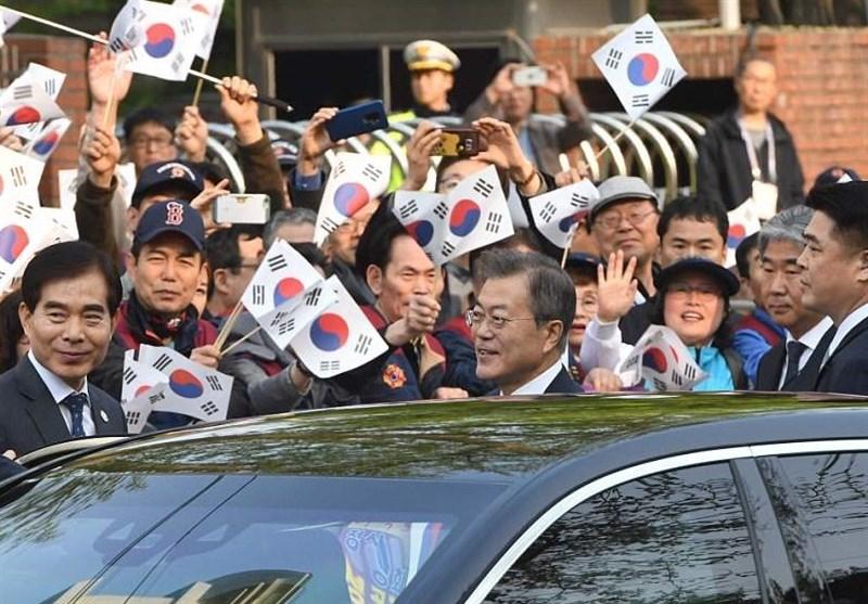 واکنش مردم کره به ملاقات سران شبه جزیره+تصاویر