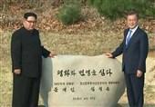 پیشنهاد کوهنوردی رهبر کره شمالی به رئیس جمهور همسایه جنوبی
