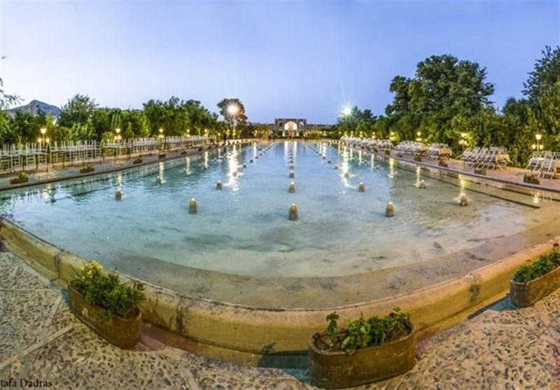 Sadri (Namir) Garden, Yazd, Iran