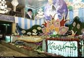 کرمان| آذینبندی مهدیه صاحبالزمان(عج) کرمان در آستانه نیمه شعبان به روایت تصویر