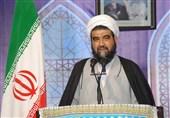 کاشان|پیروزی جبهه حق نتیجه مقاومت در برابر استکبار جهانی است
