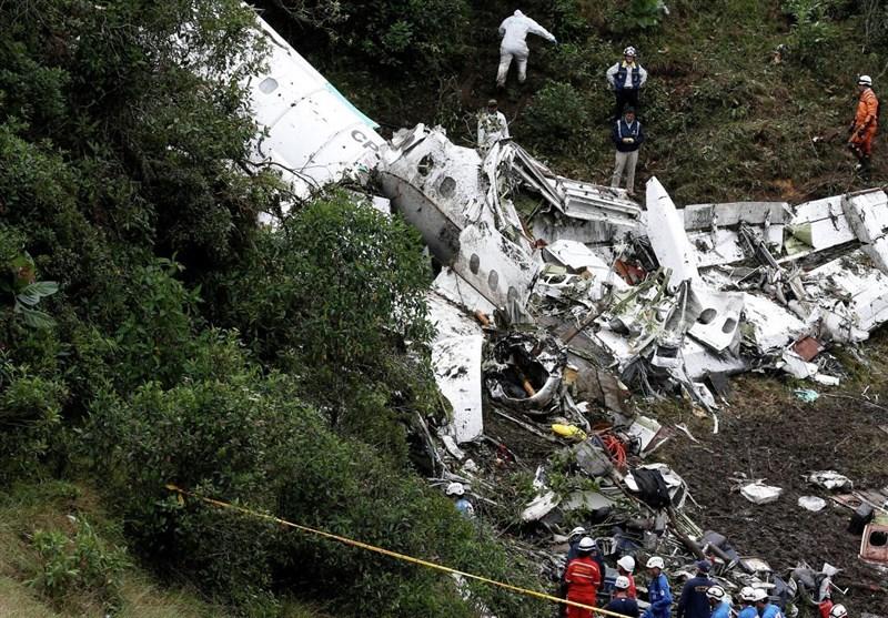 اعلام دلایل سقوط هواپیمای تیم چاپهکوئنسه پس از ۱۵ ماه