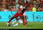 لیگ برتر فوتبال| تساوی یک نیمهای پرسپولیس و سپیدرود