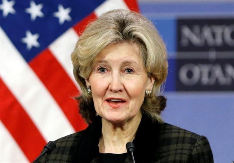 نماینده آمریکا در ناتو: روسیه برای برقراری صلح در افغانستان هیچ کمکی نمیکند