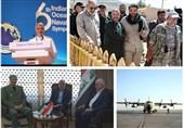 مهمترین اخبار نظامی در هفتهای که گذشت + تصاویر