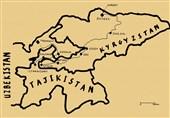 قرقیزستان ایستگاههای بازرسی مرزی جدیدی در مرز با تاجیکستان میسازد