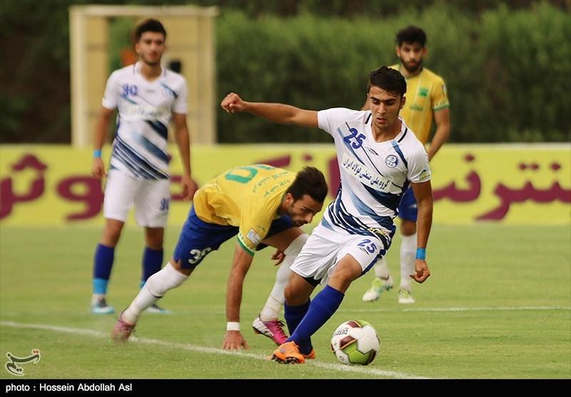 لیگ برتر فوتبال| پیروزی استقلال خوزستان مقابل صنعت نفت در نیمه نخست