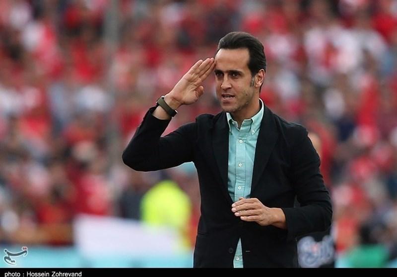 علی کریمی بهترین هافبک تاریخ جام ملتهای آسیا شد + عکس