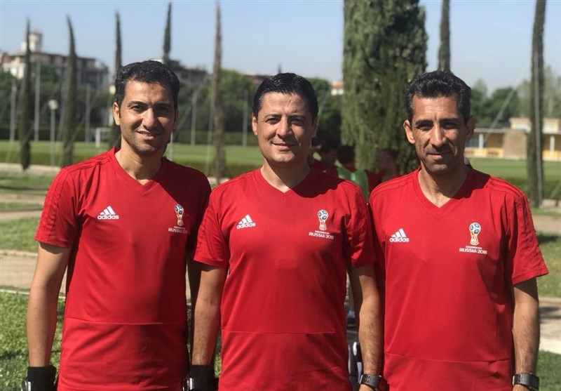 Iranian Referee Alireza Faghani Dreams of World Cup Final