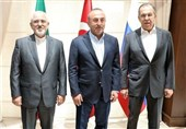 Iran, Russia, Turkey Issue Joint Statement after Geneva Talks on Syria