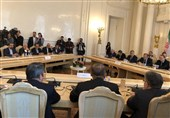 Iranian, Russian, Turkish Top Diplomats Discuss Syria Peace Process
