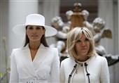 همسر ترامپ در زندان کاخ سفید