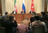 لاوروف: مسکو، تهران و آنکارا بشدت با تجزیه سوریه مخالفند/ ظریف: ترامپ زیاده خواهیهایی فراتر از برجام دارد که قابل قبول نیست