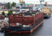 Russia's Floating Nuclear Plant Heads Out to Sea