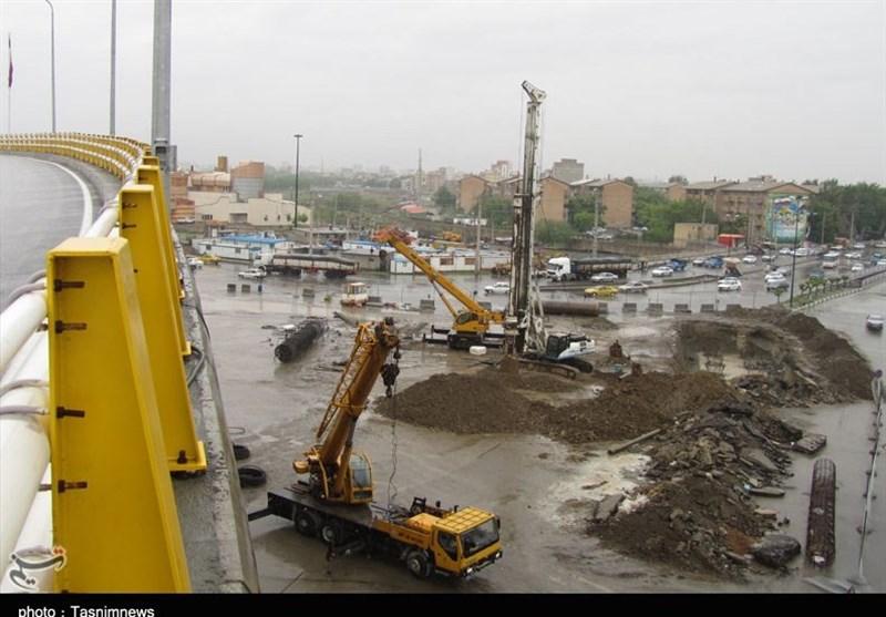 ایلام| 50 درصد ترافیک ورودی با زیرگذر تقاطع رسالت ایلام برطرف میشود