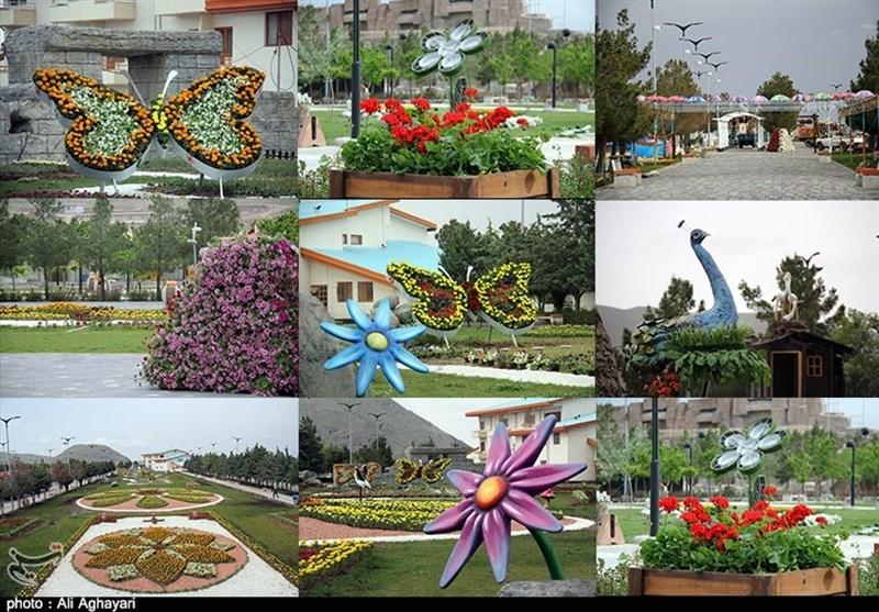 ارومیه| جشنواره گلها در دهکده ساحلی چیچست ارومیه + تصاویر