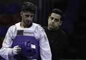 تکواندو قهرمانی جهان| سروش احمدی مدال برنز خود را قطعی کرد/ شگفتیسازی همتی تکمیل نشد
