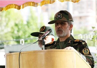 Iran Army at Its Best: Defense Minister