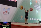 Iranian Weightlifters Cop Three More Medals at Asian Youth and Junior Championship