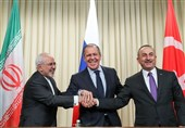 Iran, Russia, Turkey to Hold Trilateral Talks on Syria in August