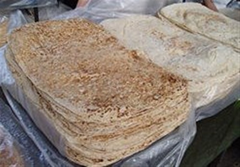 """""""لواش"""" بدترین نان از نظر پژوهشکده غله کشور"""