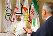 کنارهگیری موقت شیخ احمد از عضویتش در کمیته بینالمللی المپیک