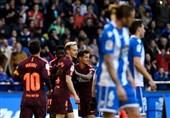 لالیگا| بارسلونا با فرستادن لاکرونیا به دسته دوم برای بیست و پنجمین بار قهرمان شد