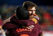 برشلونة بطلا للدوری الإسبانی للمرة الـ25 فی تاریخه