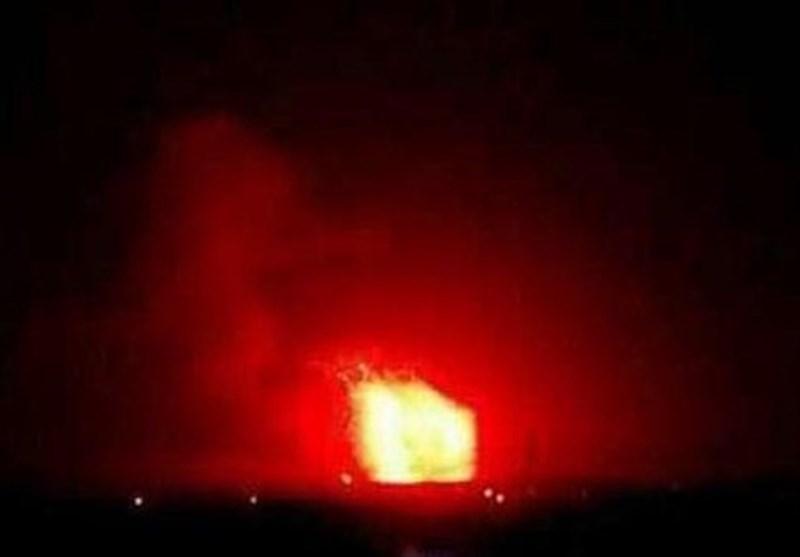 آخرین جزئیات درباره حمله موشکی جدید به حومه حماه و حلب در سوریه