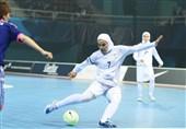 Fereshteh Karimi: Futsal an Opportunity for Women's Sport in Iran
